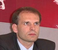 """ritratto di Alain Destexhe (senatore, Presidente de """"International Crisis Group"""", Belgio)"""