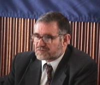 Ritratto di Juan Antonio Yanez - Barnuevo, capo della delegazione spagnola alla Conferenza Diplomatica.