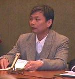 Commissione sui diritti dell'uomo. Briefing sulla situazione dei diritti umani in Cina e in Tibet, 10 anni dopo il massacro del 4 giugno. Ritratto di