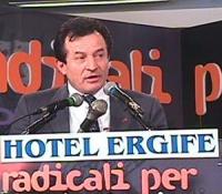 Assemblea dei Mille. Intervento di Dino Pasian (presidente Life nazionale).