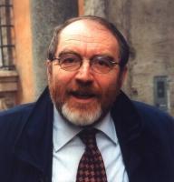 Ritratto di Pierluigi Celli, direttore generale della Rai.