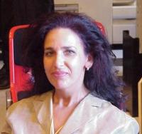 Ritratto di Veronica Orofino (militante del Partito Radicale e della lista Pannella e Bonino).