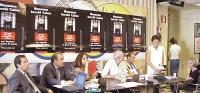 Conferenza stampa sul caso di una cittadina italiana, arrestata in Pakistan per detenzione di eroina, che rischia la pena capitale. Al tavolo: Enzo Fr