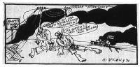 """VIGNETTA """"Guerre 'umanitarie'"""" Nell'East Timor, due soldati legati, uno dei quali decapitati: """"Come mai gli Usa non bombardano Jakarta?"""", """"Ah, questo"""