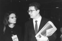 32° congresso PR I sessione. Francesca Scopelliti e Angelo Pezzana (BN)
