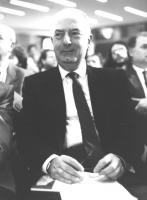 32° congresso PR I sessione. Franco Servello (MSI)  (BN)