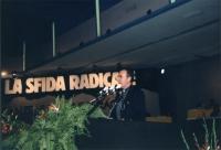 32° congresso PR I sessione. Baget Bozzo parla alla tribuna
