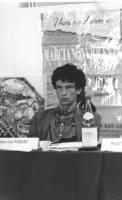 Jean Luc Robert (radicale belga). Mezzobusto (BN) non molto buona