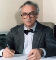 Ritratto di Marcello Crivellini, candidato della lista Bonino alla presidenza della regione Marche.