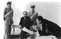 Processo a Pannella imputato di vilipendio del governo, di istigazione a delinquere, apologia di reato e vilipendio delle forze armate, per alcuni art