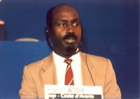 Francis Wodie, deputato della Costa d'Avorio