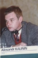 Alexander Kalinin, già membro della DUMA, membro del consiglio federale del PR. 497bis