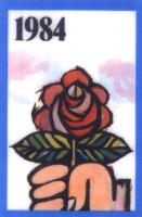 Tessera di iscrizione al Partito Radicale del 1984.