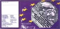Tessera di iscrizione del 1991 al Partito Radicale transnazionale, intestata a Olivier Dupuis, e firmata dal primo segretario Sergio Stanzani, dal pre
