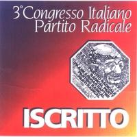Retro del cartellino di ingresso al 3° Congresso italiano del Pr.