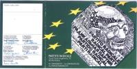 Tessera di iscrizione del 1992 al Partito Radicale, firmata dal primo segretario Stanzani, dal presidente Emma Bonino, dal tesoriere Paolo Vigevano, d