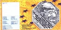 Tessera di iscrizione del 1995 al Partito Radicale, intestata a Olivier Dupuis, e firmata dal segretario Emma Bonino, dal presidente Marco Pannella, d