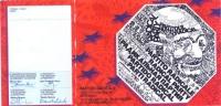 Tessera di iscrizione al Partito Radicale del 1996, firmata dal presidente onorario Bruno Zevi, dal presidente Jean-François Hory, dal segretario Oliv