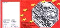 Tessera di iscrizione del 1998 al Partito Radicale, firmata dal presidente onorario Bruno Zevi, dal presidente Jean-François Hory, dal segretario Oliv