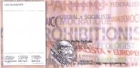 Fronte della tessera di iscrizione al PR del 2000.