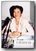 Grazia Francescato, leader dei Verdi.