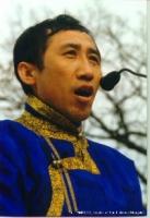 Temtsiltu SHOBTSOOD President of the Popular Party of Inner Mongolia