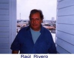 Ral Rivero, dissidente cubano.