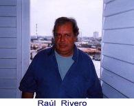 Raùl Rivero, dissidente cubano.