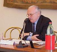 Claudio Moreno (presidente del Comitato interministeriale dei diritti umani) alla conferenza intergovernativa europea sullo statuto di Roma della cort