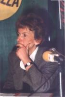 Emma Bonino. (Conservata nella cartella delle fotografie grandi).