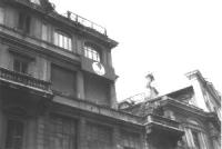Sede del Partito Radicale, in via XXIV maggio.