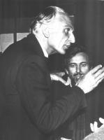 Marco Pannella, al 26° Congresso.