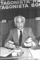 Marco Pannella al 21° Congresso del PR.