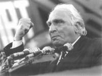 Pannella al 35° Congresso.