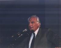1° Congresso italiano del PR. Marco Pannella.