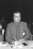 Primo piano di Diacon Vasile. Deputato (Romania)