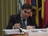 Mauro Marè (al convegno promosso dalla Lista Bonino: PENSIONI: UNA BOMBA AD OROLOGERIA).