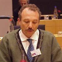 3° seminario europeo sul Tibet. Elio CIELO, radicale italiano.
