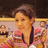 3° seminario europeo sul Tibet, al Parlamento Europeo. Tsamchoe WIEDERKEHR, Svizzera.