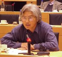 3° seminario europeo sul Tibet, al PE. Gyalpo LOBSANG, Austria, Austrian Comitee for Tibet Austria