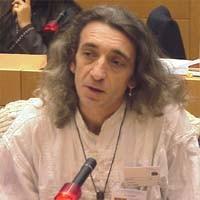 3° seminario europeo sul Tibet. Dan GOLFIER, France