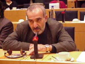 3° seminario europeo sul Tibet, al Parlamento Europeo. Zeinal IBRAGIMOV, Azerbagian, Radical
