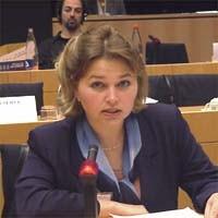 3° seminario europeo sul Tibet al Parlamento Europeo. Anna ZAYTSEVA, Russia, Radical