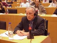 3° seminario europeo sul Tibet al Parlamento Europeo. Giorgio Cusino, radicale.