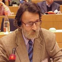 Lucio Bertè, radicale. 3° seminario europeo sul Tibet.