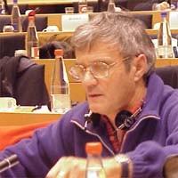 3° seminario europeo sul Tibet. Jacques PERET, France