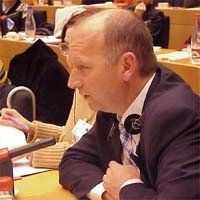 Sylvain LOISANT, France, Tibet Rèsistence 3° seminario europeo sul Tibet.