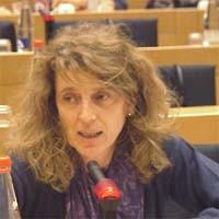 3° seminario europeo sul Tibet al Parlamento Europeo. Rossanna DE GIOVANNI, Italy, Radical