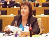 3° seminario europeo sul Tibet. Katrin GOLDSTEIN-KYAGA, Svezia, Tibet Support Groupe.
