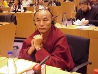 3° seminario europeo sul Tibet. Tuptan WANGCHEN, Spagna, Direttore della Tibet House di Barcellona.